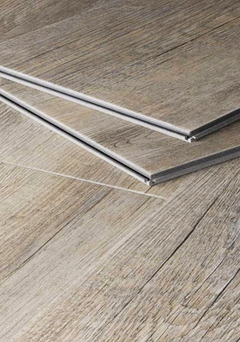 Pose lame pvc clipsable sur carrelage amazing lame pvc - Carrelage pvc ...
